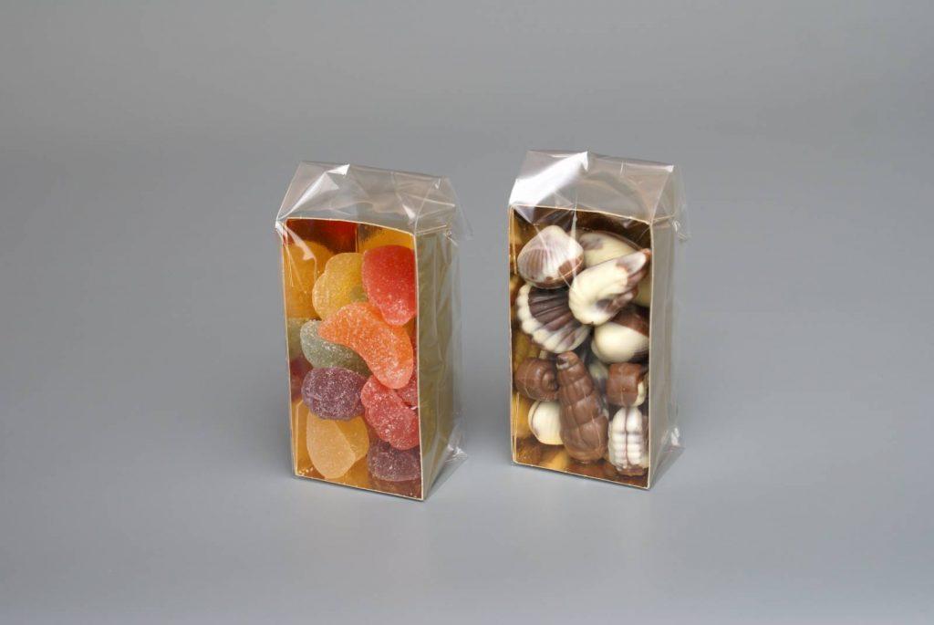 Blokbodemzakken bonbons