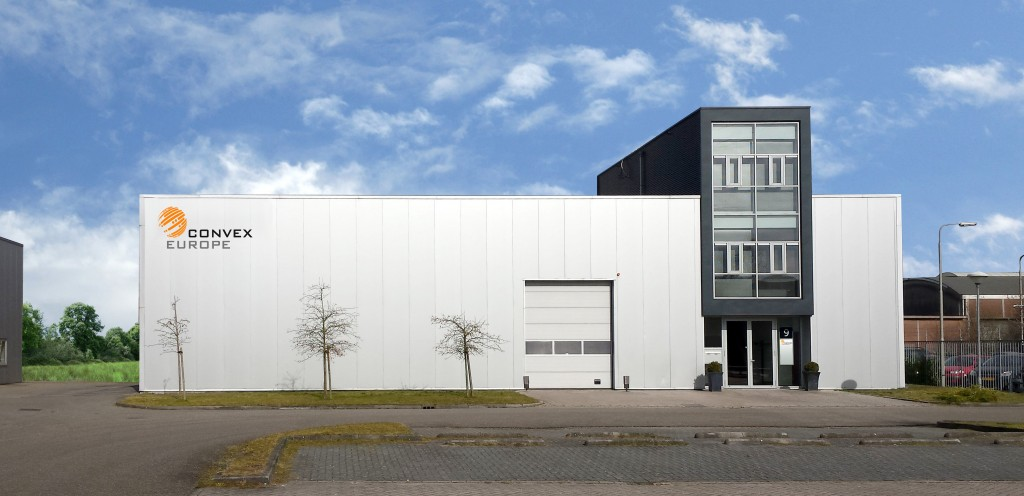 Pand Convex Europe Hattem